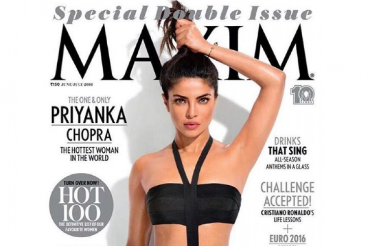 People Are Calling Out This Magazine For Photoshopping An Actress
