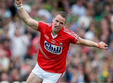 Colm O'Neill starts for Cork this weekend.
