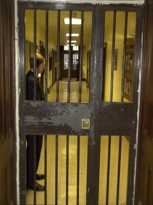 File photo of inside Mountjoy Prison