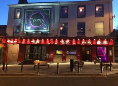 Voodoo Nightclub in Letterkenny