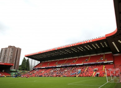 There are expected to be further protests from fans of the League One club throughout the season.