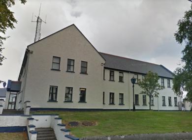 Killarney Garda Station.
