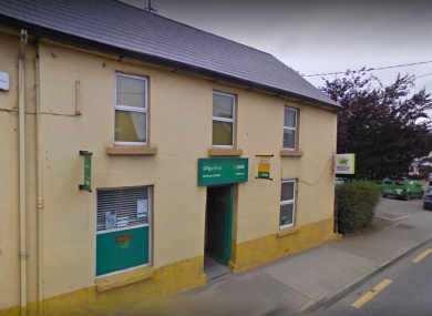 Mullinavat Post Office in Kilkenny.