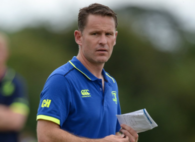Higgins joins Leo Cullen's coaching staff.