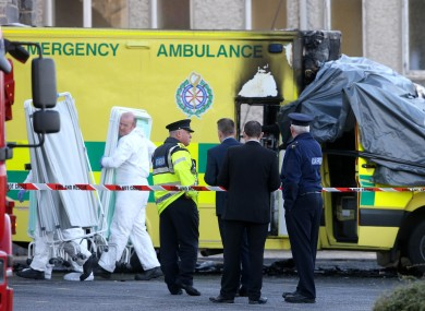 Not the first fire in an ambulance': Calls for review of