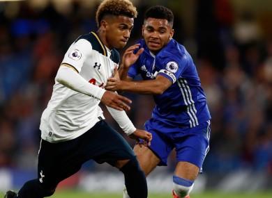 Tottenham teenager Marcus Edwards.