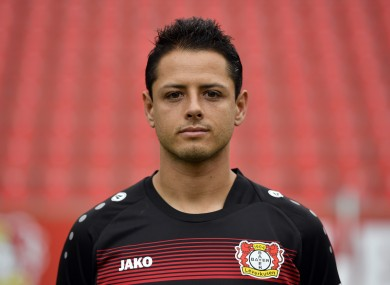 a1ac5d089 Plenty of plaudits for Chicharito after another Bundesliga hat-trick
