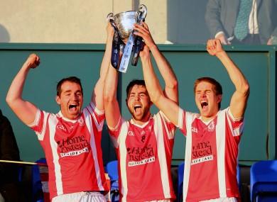 Cuala won their fourth Dublin SHC crown in 2015.