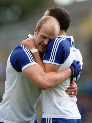 Monaghan duo Dick Clerkin and Paul Finlay both retired recently.