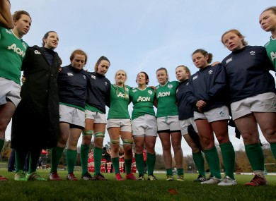 The Ireland Women's Rugby team have one more chance to steal a win in the November Series.