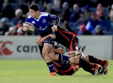 Carbery was a pleasure to watch at the RDS on Saturday night.