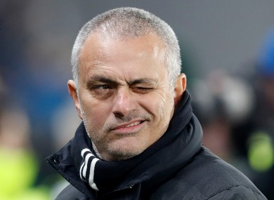 Jose Mourinho refused to accept Manchester United's 17-match unbeaten run was over despite seeing his side lose at Hull en route to the EFL Cup final.