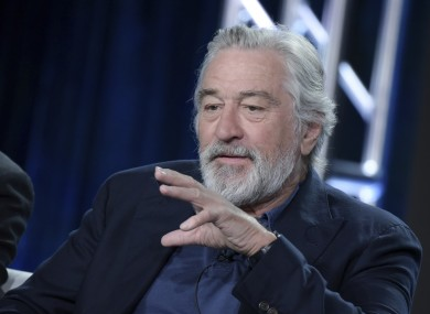 Robert DeNiro previously defended an anti-vaccine documentary.