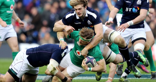 As it happened: Scotland v Ireland, Six Nations