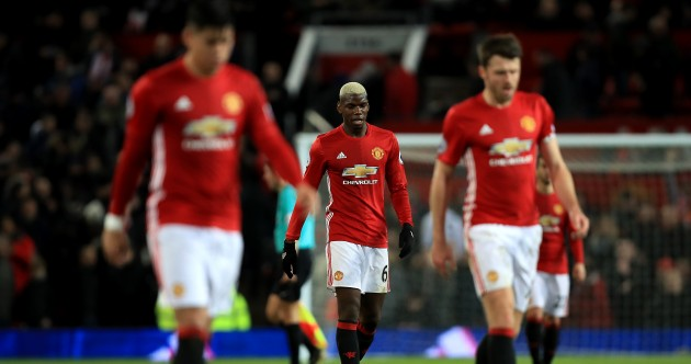 As it happened: Manchester United v Hull, Premier League