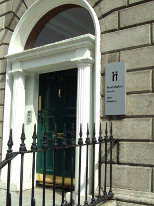 Relationships Ireland buiding