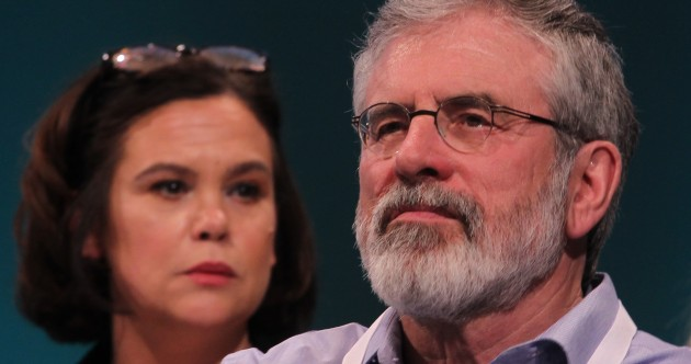Sinn Féin to table motion of no confidence in the Government