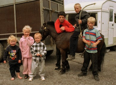 Study on ancestry of Irish Travellers details genetic connection to