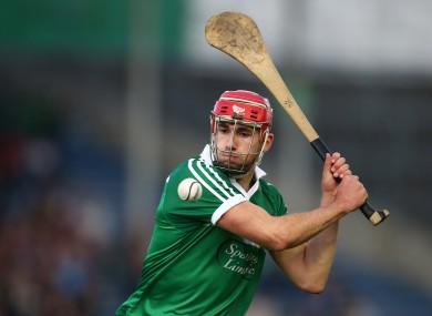Limerick's Barry Nash.