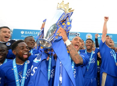 Danny Simpson has been rubbing his title win in Jamie Carragher's face.