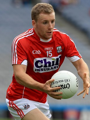 Michael Hurley impressed for Cork tonight.