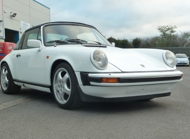 This Porsche 911 Sc Targa Is The Ultimate Driver S Car And A