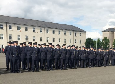 Templemore Garda Training College