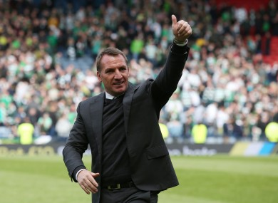 Hoops boss Rodgers.