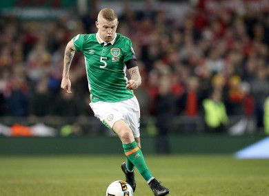 0c8ad7cb7 FAI confirm New Balance as new Ireland kit supplier · The42