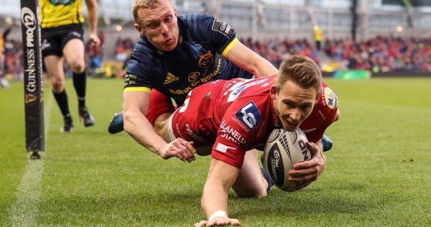 As it happened: Munster v Scarlets, Pro12 Final
