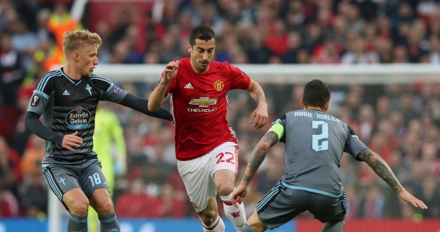 As it happened: Man United v Celta Vigo, Europa League semi-final