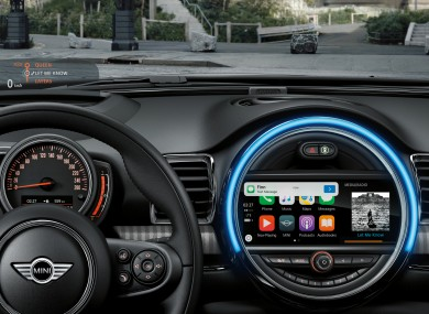 Mini Cooper Interior >> Minis Are Getting A Little Bit Of An Interior Facelift