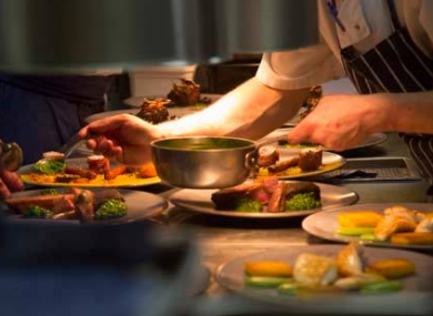 Dublin's Chapter One was named as Best Restaurant.