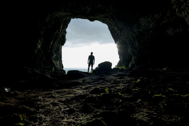 something very unusual is going to happen in caves around ireland