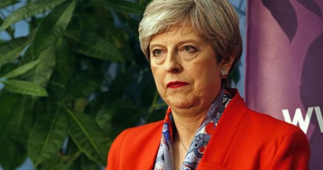 As it happened: Theresa May's gamble fails as Tories lose seats and UK faces hung parliament