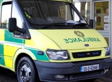 790aedf505 Family calls for improved cardiac services at Waterford after man dies  during ambulance transfer