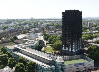 Grenfell Tower.