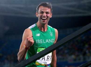 Thomas Barr (file pic).