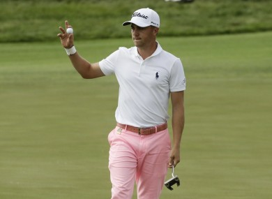Justin Thomas makes US Open history with stunning third