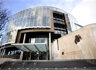 The Criminal Courts of Justice.