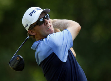 Seamus Power has three weeks to secure his Tour card.