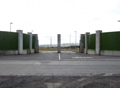 The Oberstown children's detention centre.