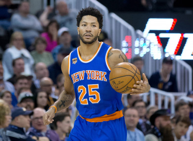 335fac0bdbd Derrick Rose has agreed a one-year deal with the Cleveland Cavaliers