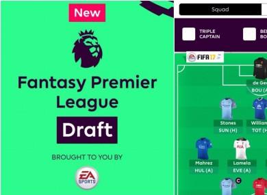 fantasy premier league mobile app not working