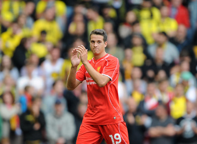 Manquillo is coming back to England.