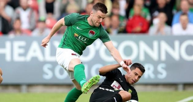 As it happened: Shamrock Rovers v Mlada Boleslav, Cork City v AEK Larnaca, Europa League