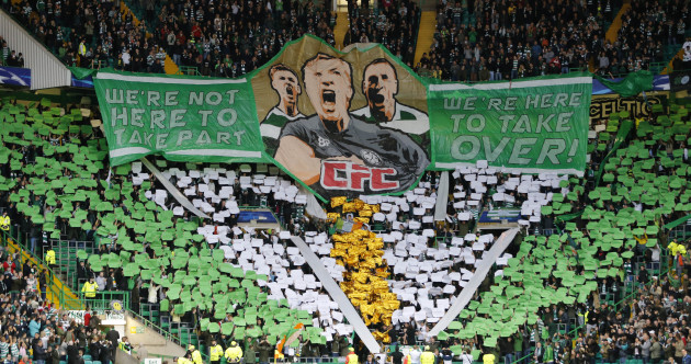 Five-goal Celtic put one foot in Champions League group stages