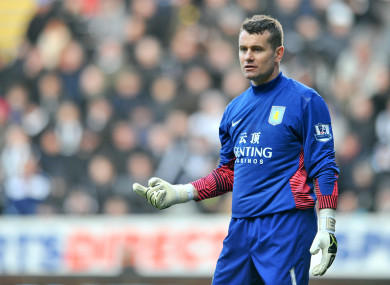 Shay Given makes our all-time Premier League Irish XI.
