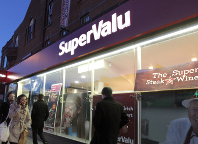 SuperValu in Ranelagh, Dublin.
