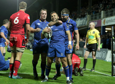 Gibson-Park's late try secured the win for Leinster.